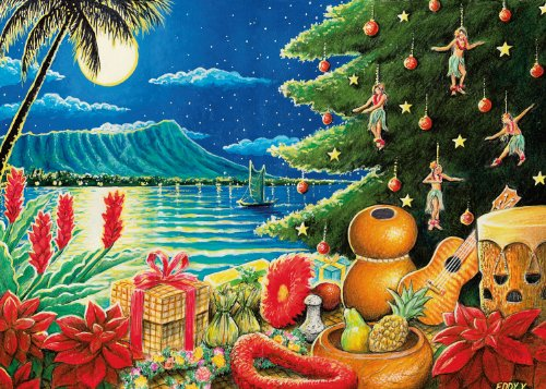 merry christmas - Merry Christmas In Hawaii