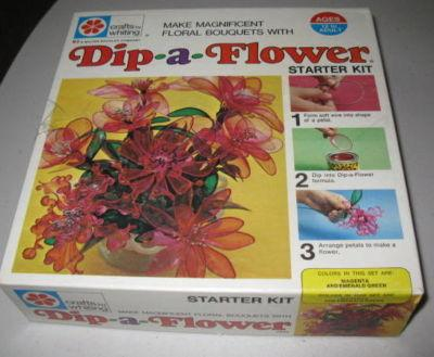 Do You Remember… Dip-A-Flower