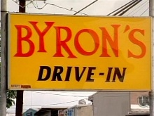 Aloha Byron's Drive In