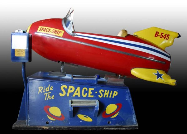 Coin Operated Space Ship
