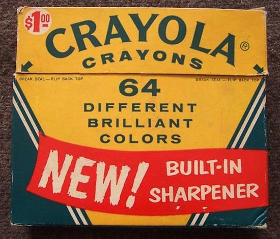 Crayola Crayons 64