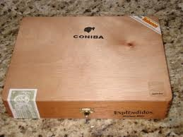Cigar Box COHIBA