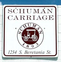 Schuman Carriage