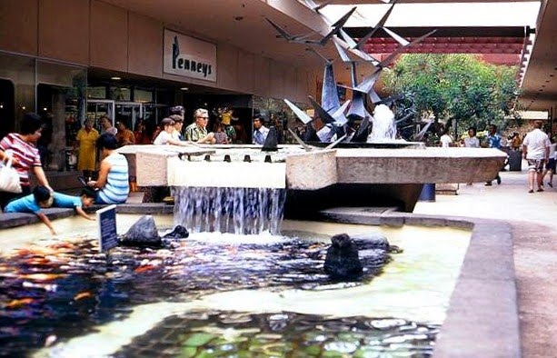 Ala Moana Water Feature Penney