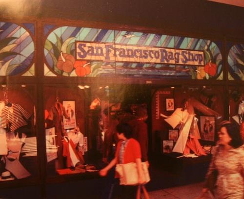 San Francisco Rag Shop
