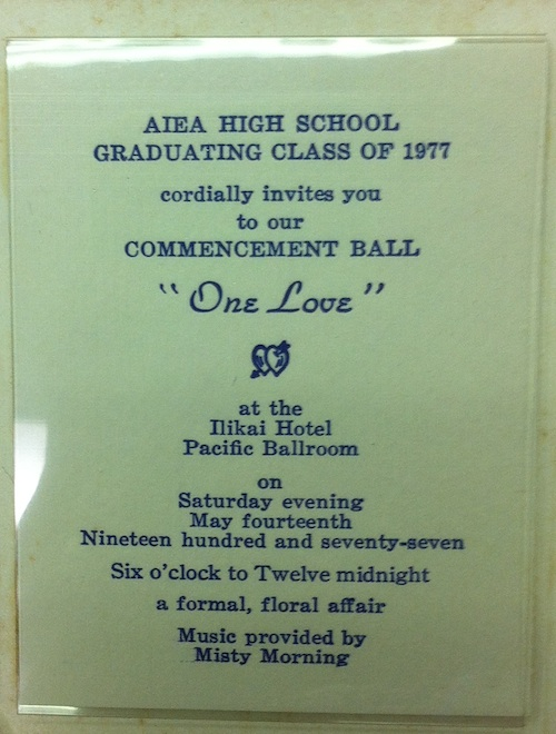 Prom Bid Senior Announcement - Small