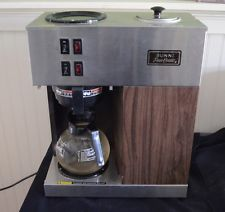 coffee maker bunn - Bunn Commercial Coffee Maker
