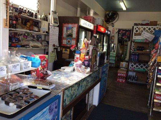 John's Store Inside