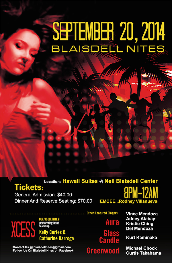20140920 Blaisdell Nights