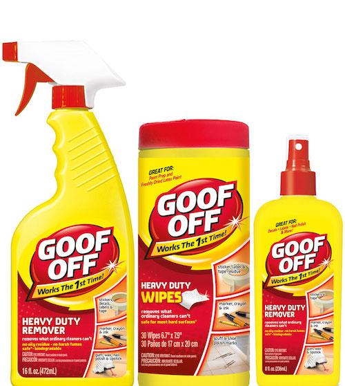 7637R-Goof Off DIY lineup