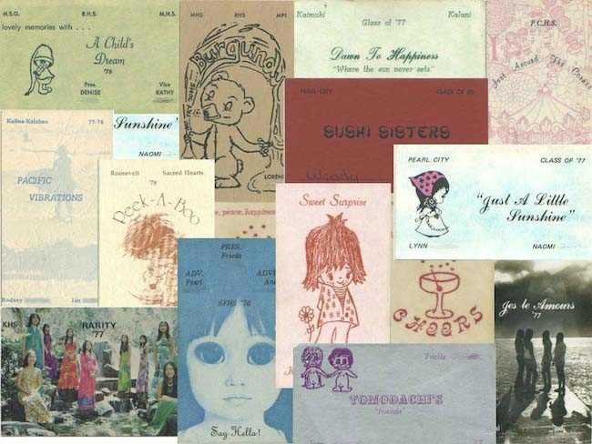 Club Card Collage