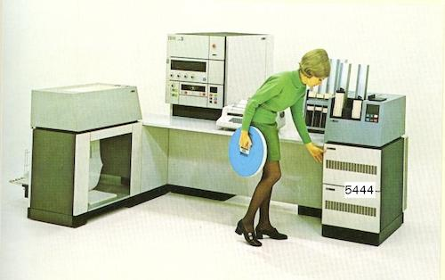 Computer IBM S3