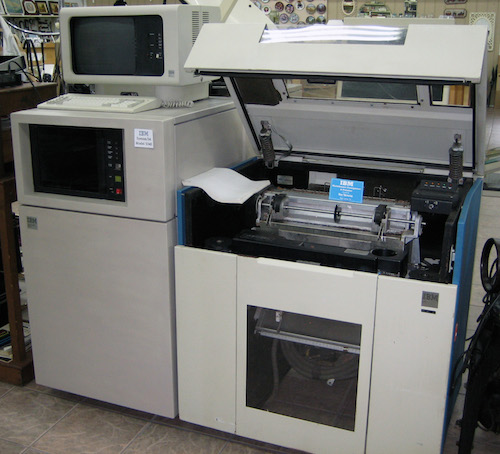 Computer IBM_System34