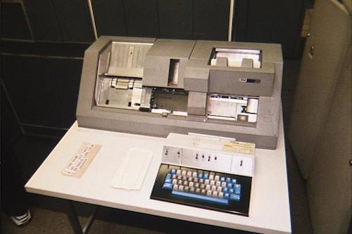 Computer Keypunch