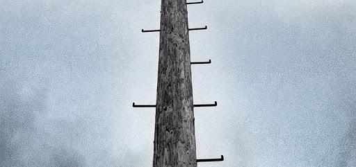 Utility Pole Steps